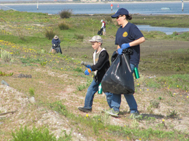 Do Your Part for Our Bay, Coastal Cleanup Day is 9/21/13