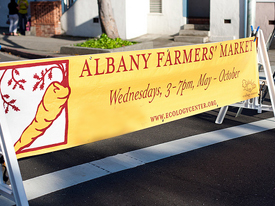 Season Ends for Albany Farmers' Market, 10/30/13
