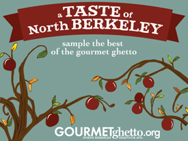 Taste of North Berkeley to Benefit BUSD Garden & Cooking Program, 11/12/13
