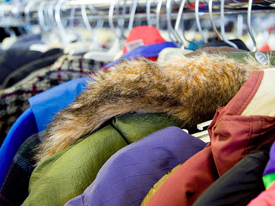 We're Thankful for Warm Coats! Coat Drive at Ecology Center Launches 11/29/13 through 12/24/13