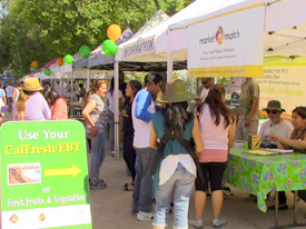 Ecology Center Partners with First 5 LA to Expand Market Match to 37 Farmers' Markets with $2.5 Million Grant