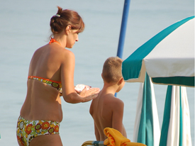 Get Your Summer Sun Safely: EWG's Guide to Sunscreens