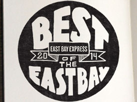 Vote for Us for Best of East Bay Express 2014!