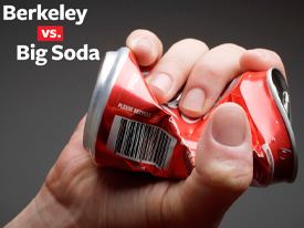 Poster Contest for Berkeley vs. Big Soda Campaign