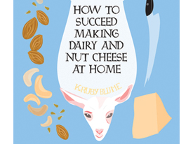 Book Launch Party for Everyday Cheesemaking, 7/24/14