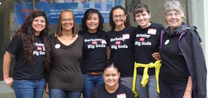 Walk and Talk for Measure D, Berkeley's Soda Tax