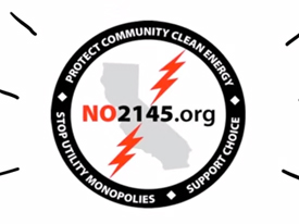 Last Chance to Save Community Clean Energy in California
