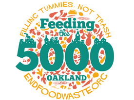 Feeding the 5000 Comes to Oakland, 10/18/14