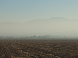 Spare the Air All Winter? Drought, Poor Air Quality, and Inequity