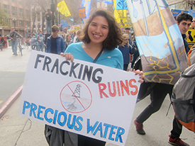 Tell Governor Jerry Brown: Stop Fracking, Do It for the Drought.