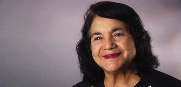 Who is Dolores Huerta?