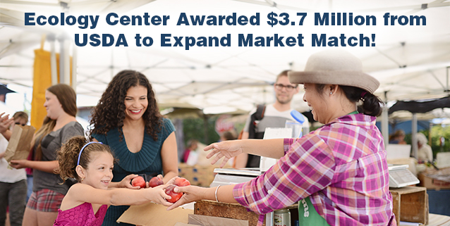 Grant Will Expand California's Market Match Program That Feeds Families and Supports Farmers