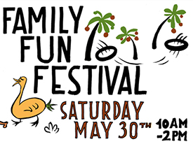 Family Fun Festival at Farmers' Market, 5/30/15