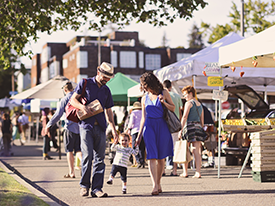 "North Shattuck Farmers' Market Relocates In October, ""Street-Warming"" Celebration 10/15/15"