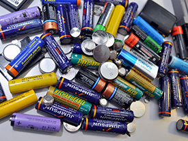 Gather Your Old Batteries, Lightbulbs, Paint, And More! Household Hazardous Waste Drop Off Event, 10/11/15