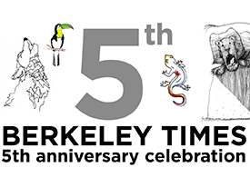 Berkeley Times 5th Anniversary Celebration, 11/15/15