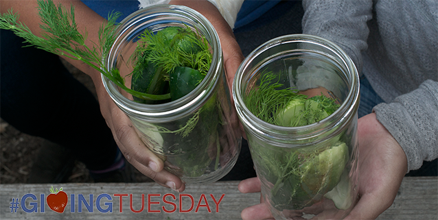 Lift up our youth & invest in long-lasting change for Giving Tuesday!