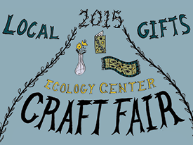 Craft Fair Runs Next to Downtown Berkeley Farmers' Markets for next TWO Saturdays, 12/12 & 12/19/15
