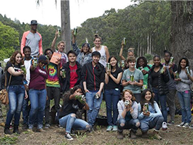 What Does the Ecology Center Offer Youth?