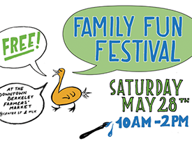 Free Family Fun Festival Returns This Saturday, 5/28/16