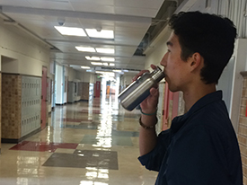 Berkeley High Freshmen Start School Year with Free Water Bottles Thanks to Soda Tax