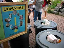 compost station