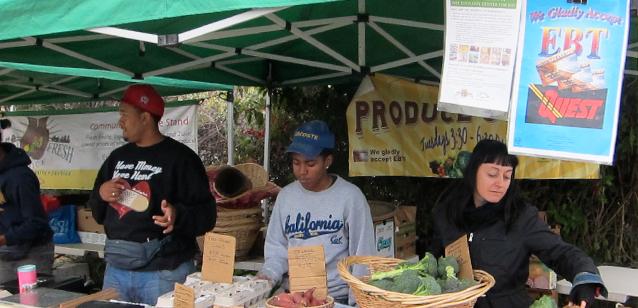Farm Fresh Choice accepts EBT!