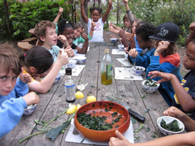 Berkeley's School Garden and Cooking Program Will Continue, and Is Hiring for a Program Supervisor
