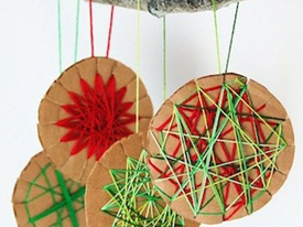 Holiday Workshop: DIY Festive Decor, 12/15/13