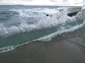 Next Week's King Tides Are Preview of Sea Level Rise