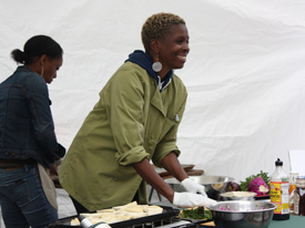 Request for Proposals: Farmers' Market Cooking Demonstrations