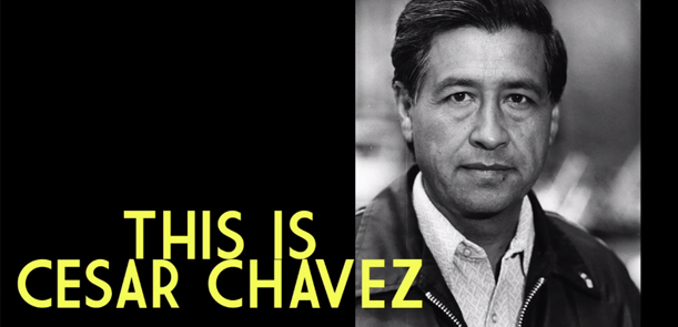 Two-minutes on why we honor Cesar Chavez.
