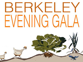 Benefit Gala for the Berkeley Public Schools Gardening Program, 6/7/14