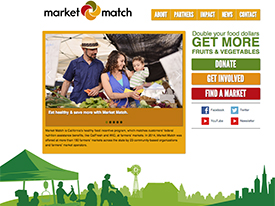 Market Match Program Grows with the Power of Partnerships and a New Website