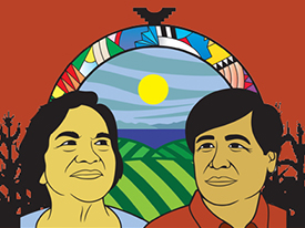 Celebrating César Chávez and Dolores Huerta
