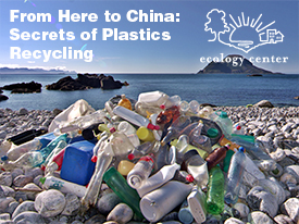 From Here to China: Secrets of Plastic Recycling