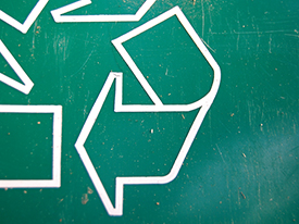 From Earth Island Journal, Tempest in a Green Bin: Waste Less, Not Just Recycle More