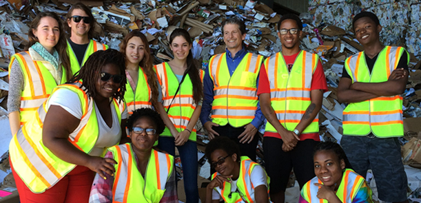 Our youth interns have dedicated over 700 hours this summer towards crafting a healthier and more sustainable East Bay! Congrats YEA grads!