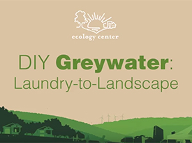New Video: DIY Laundry-to-Landscape Greywater System