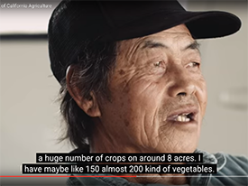 "Watch Mark Bittman's Video ""The Changing Faces of California Agriculture,"" featuring Vang Family Farm from our Farmers' Market"
