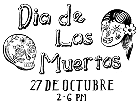 Día de los Muertos & All Hallow's Eve Celebration at South Berkeley Farmers' Market, 10/27/15