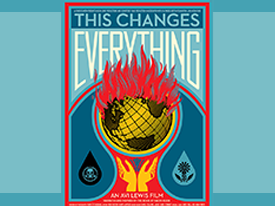 "Naomi Klein's Best-Selling Book Is Now a Film! Join us at Screening of ""This Changes Everything,"" 3/5/16"