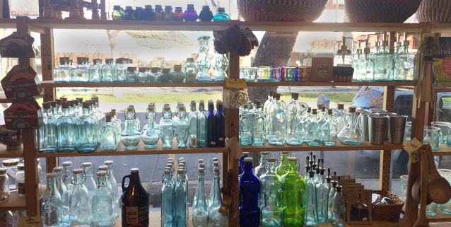 Recycled Glass, Reusable Water Bottles, Kitchen & Home Supplies