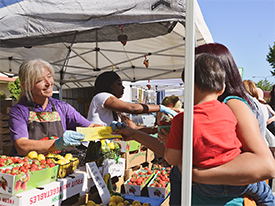 USDA Awards Nation's Largest Grant to Expand California Healthy Eating Program to More Farmers' Markets