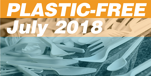 Plastic Free July | Ecology Center
