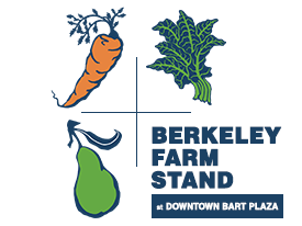 Press Release: Berkeley Farm Stand Debuts at New Downtown Berkeley Plaza