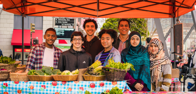 Youth leaders bring health and nutrition to their community