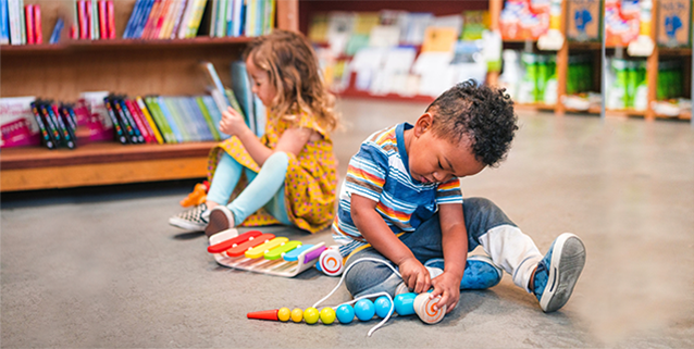 Toxic-Free Toys and Children's Products