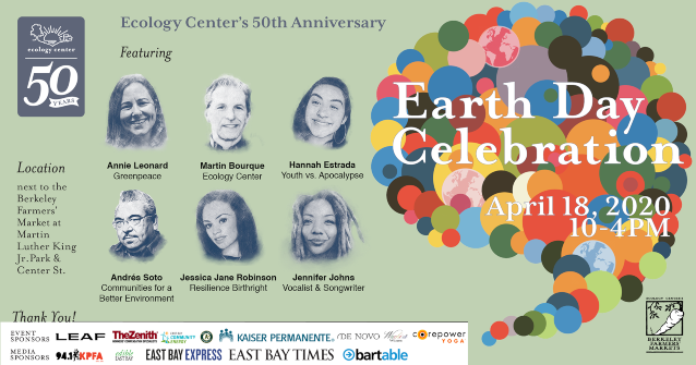 Ecology Center's 50th Anniversary and Earth Day Celebration!