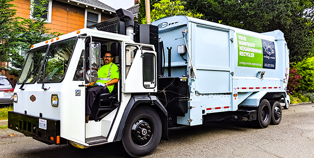 Berkeley Curbside Recycling: Use Less, Recycle More